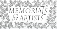 Memorials by Artists logo